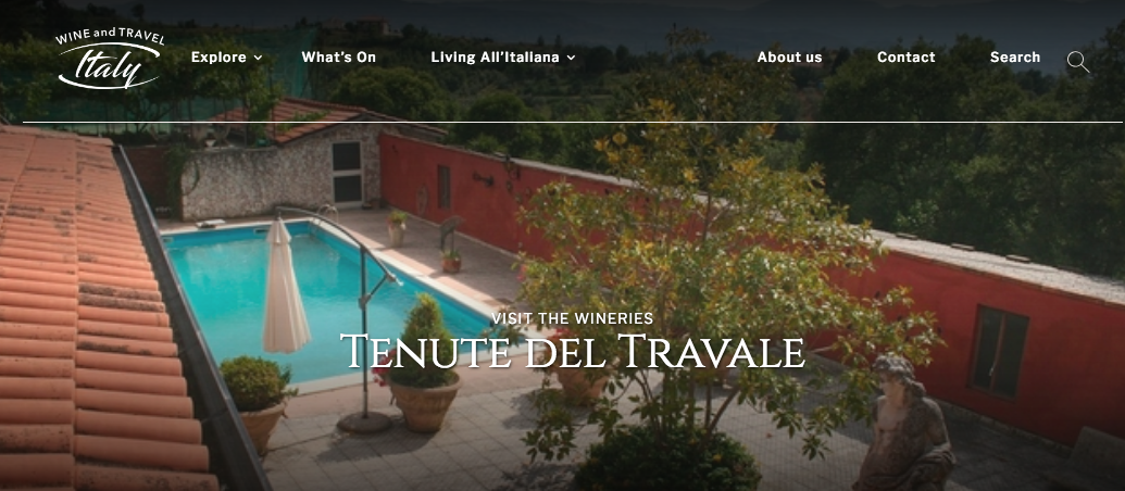 Visita le cantine: Wine and Travel Italy